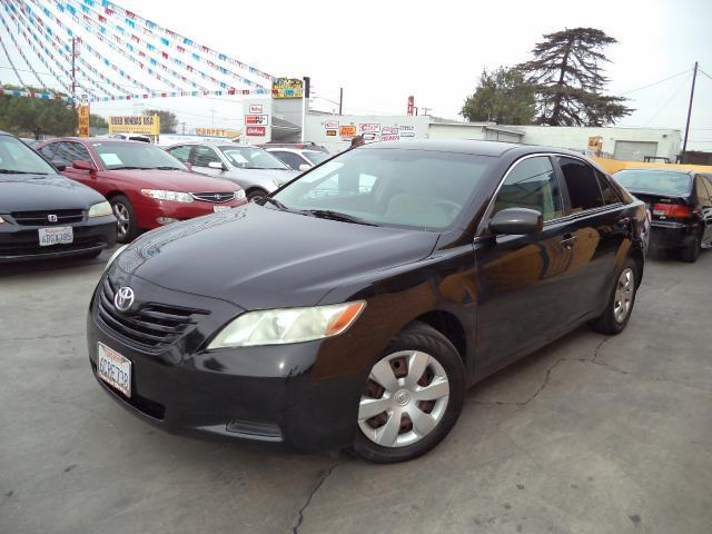 2008 TOYOTA CAMRY LE V6 SEDAN black bad credit  no credit  bankruptcy  1st time buyers  repo