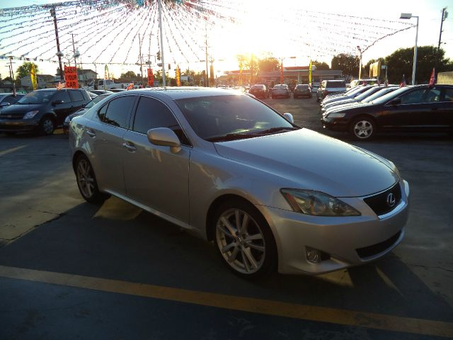 2007 LEXUS IS 250 BASE 4DR SEDAN 25L V6 6A silver lowlowlowest price guaranteed we have no