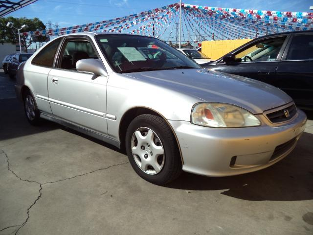 2000 HONDA CIVIC EX 2DR COUPE silver lowlowlowest price we have no salesmen following you a