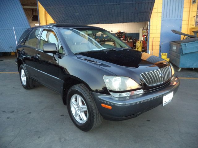 1999 LEXUS RX 300 BASE AWD 4DR STD SUV black must sale asap bad credit  no credit  bankruptcy