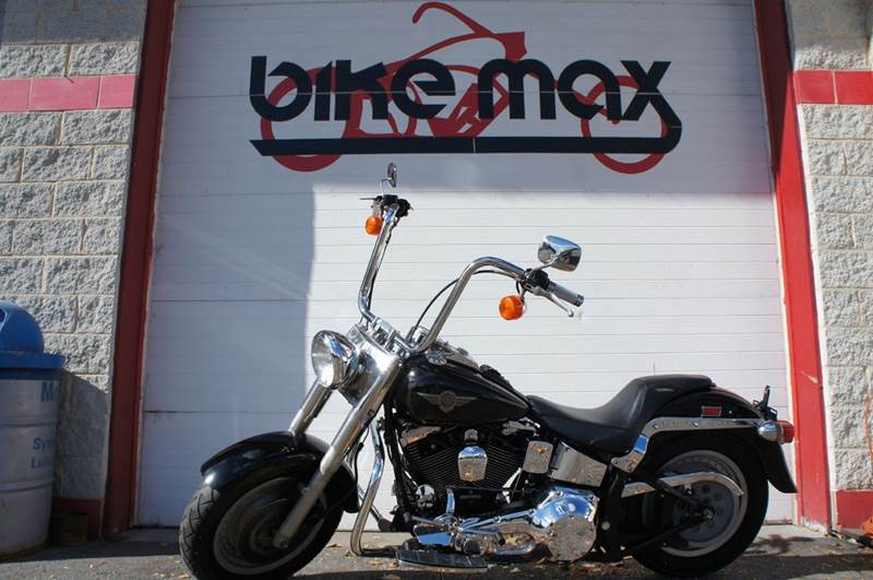 1999 Harley-Davidson Fat Boy Softail