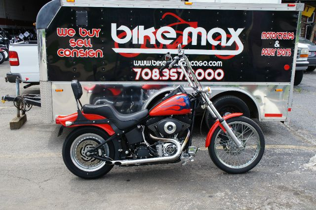 2004 Custom Softail
