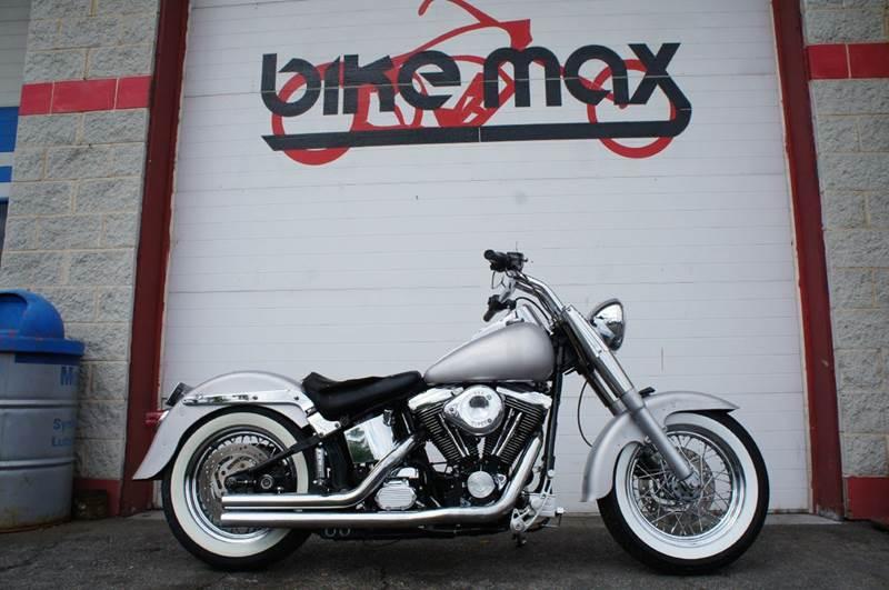 1998 Harley-Davidson Fat Boy Softail