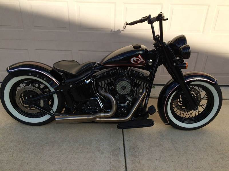 2010 Harley-Davidson Deluxe Softail