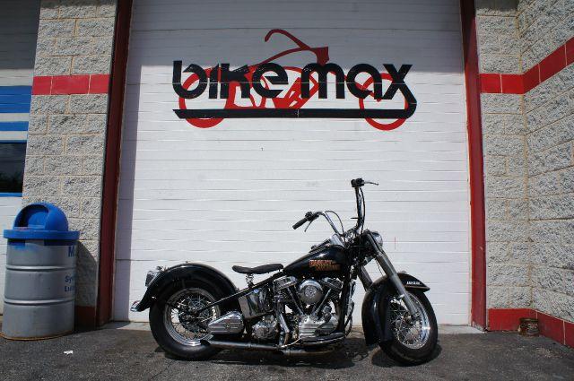 1960 Harley-Davidson FL Panhead Hardtail