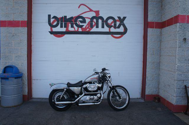 2002 Harley-Davidson Sportster Bobber