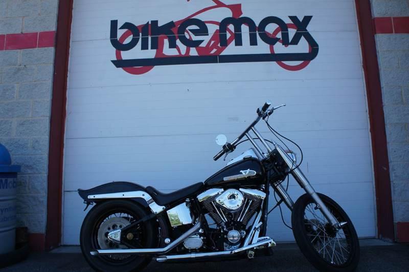 1997 Harley-Davidson Heritage Softail Classic