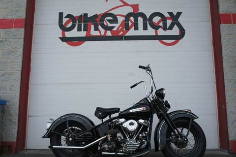 1952 Harley-Davidson EL