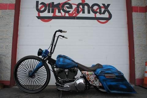 2003 Harley-Davidson Bagger Bobber