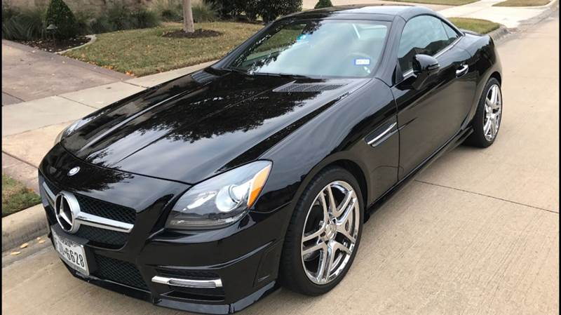 2014 mercedes benz slk slk250 2dr convertible in dallas tx for 2014 mercedes benz slk250