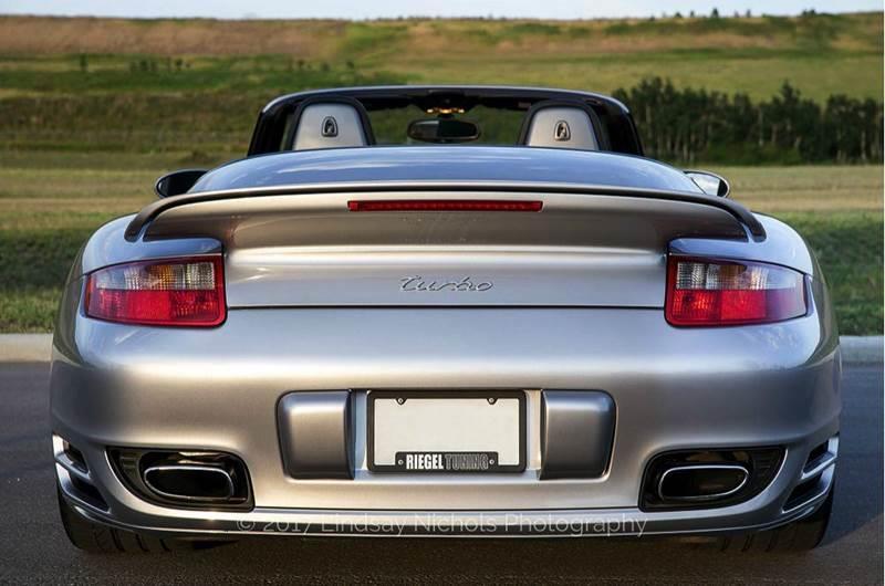 2008 Porsche 911 Turbo AWD 2dr Convertible - Dallas TX