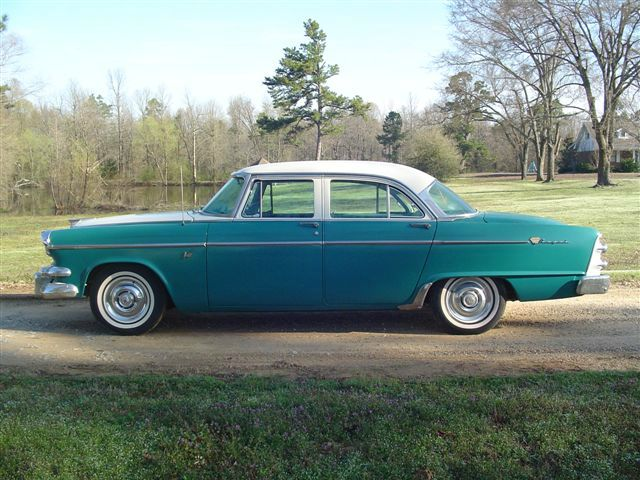 1955 dodge lancer custom royal in dallas tx mr old car for 1955 dodge coronet 4 door