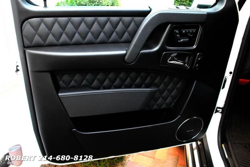 2016 Mercedes-Benz G-Class AMG G65 AWD 4MATIC 4dr SUV - Dallas TX