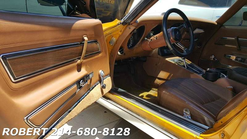 1974 Chevrolet Corvette  - Dallas TX