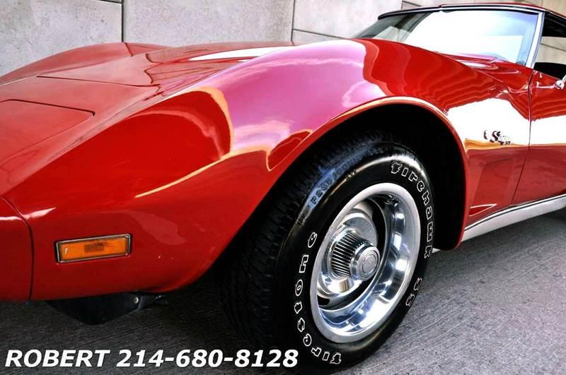 1976 Chevrolet Corvette STINGRAY - Dallas TX