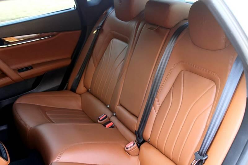 2014 Maserati Quattroporte SPORT GTS TWIN TURBO 523HP - Dallas TX