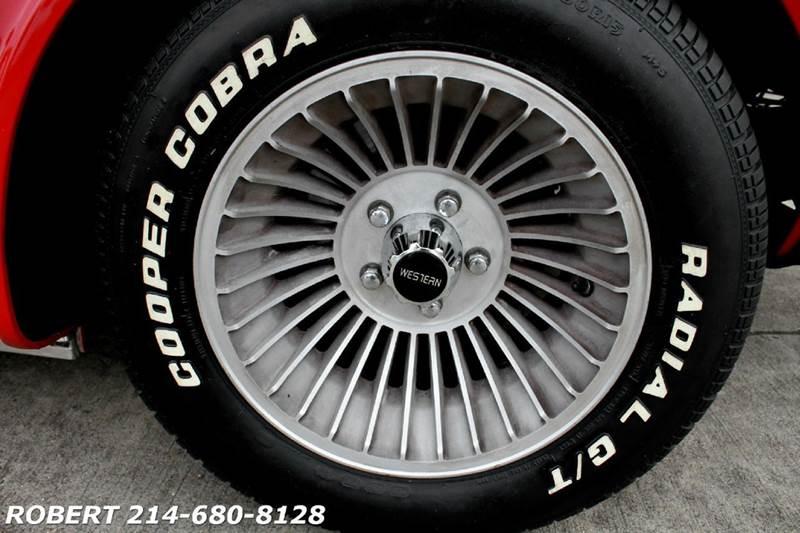 1974 Chevrolet Corvette  - Dallas TX