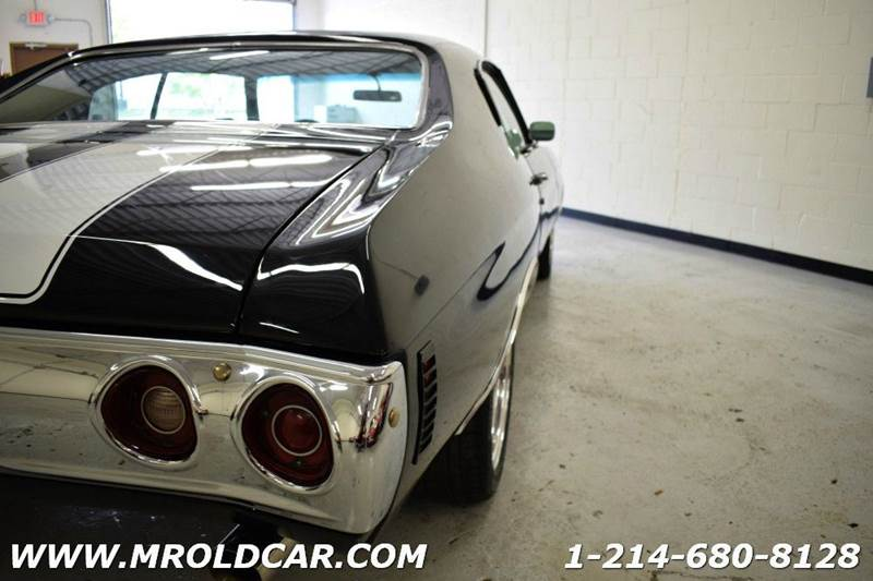1972 Chevrolet Chevelle 383 AUTOMATIC - Dallas TX