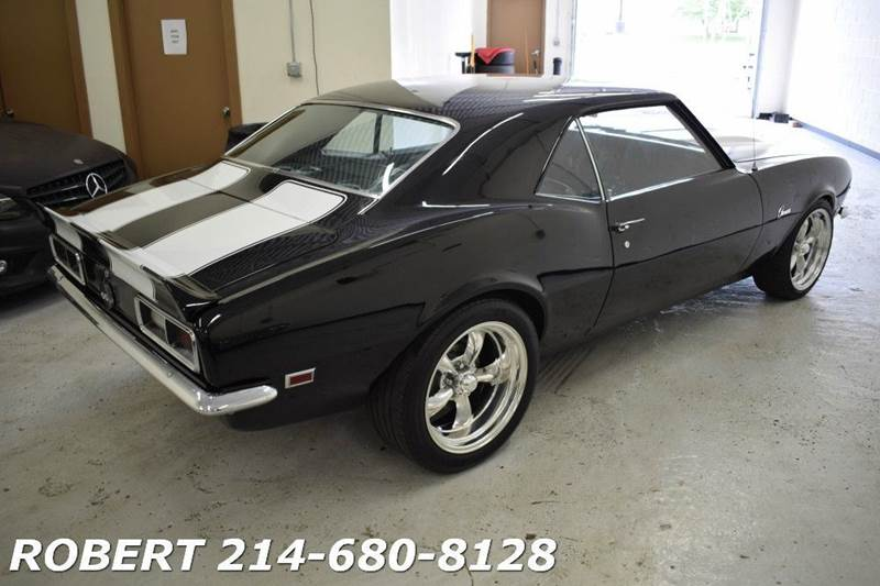 1968 Chevrolet Camaro  - Dallas TX