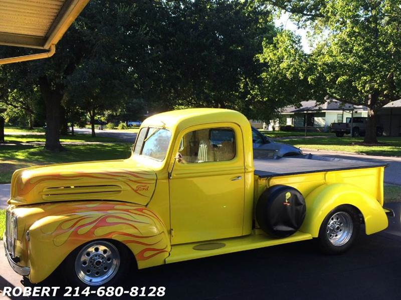 1946 Ford STREET ROD CUSTOM - Dallas TX