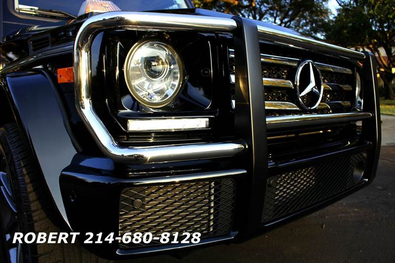 2016 mercedes benz g class g550 awd 4matic 4dr suv in for Mercedes benz g550 suv