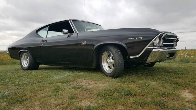 1969 Chevrolet Chevelle Malibu MALIBU SS - Dallas TX