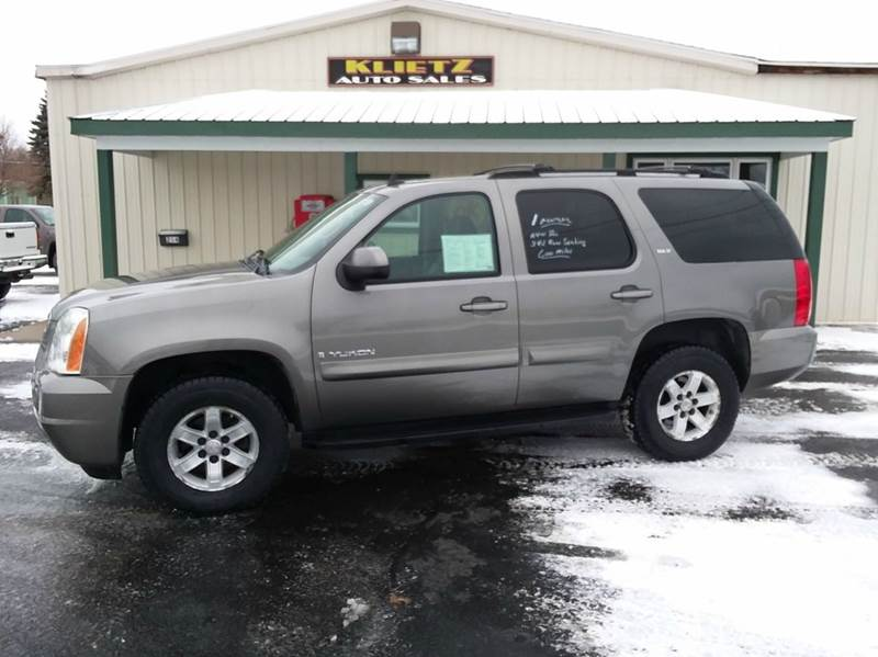 2007 GMC Yukon for sale in Horicon, WI
