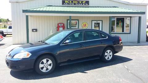 2010 Chevrolet Impala for sale in Horicon, WI
