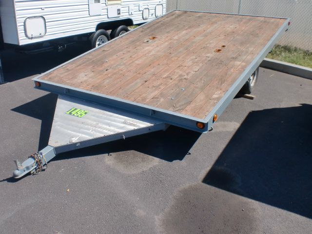 2008 Home Built Snowmobile Trailer
