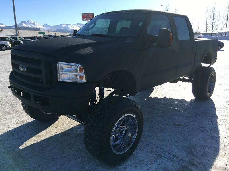 2005 Ford F-350 Super Duty 4dr Crew Cab XLT 4WD SB - Anchorage AK