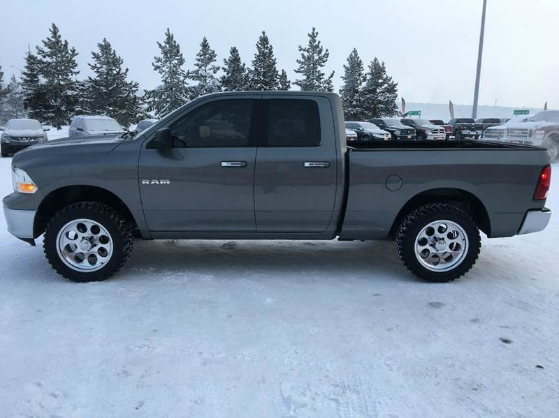2009 Dodge Ram Pickup 1500 SLT 4x4 4dr Quad Cab 6.3 ft. SB - Anchorage AK