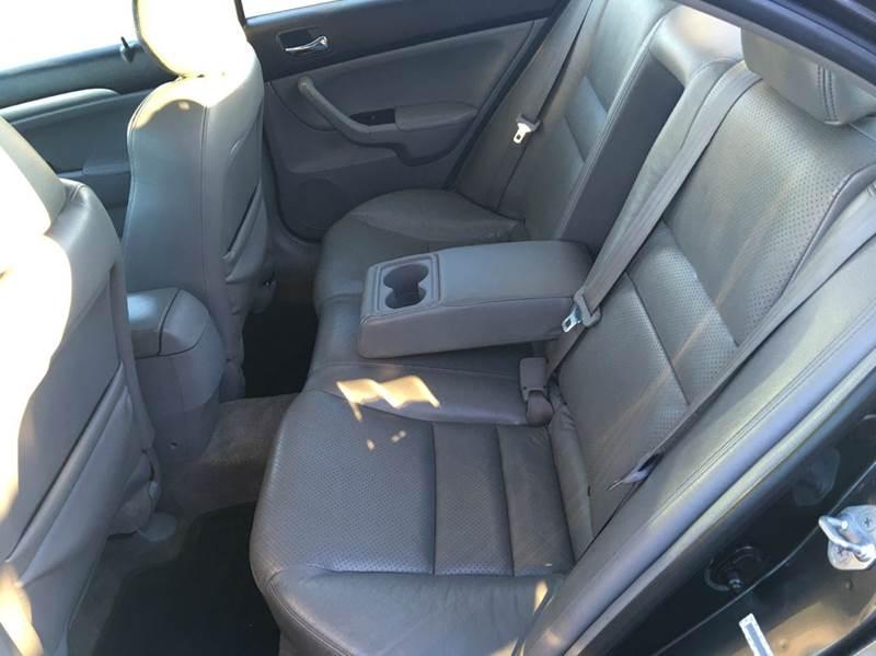 2005 Acura TSX Base 4dr Sedan - Anchorage AK