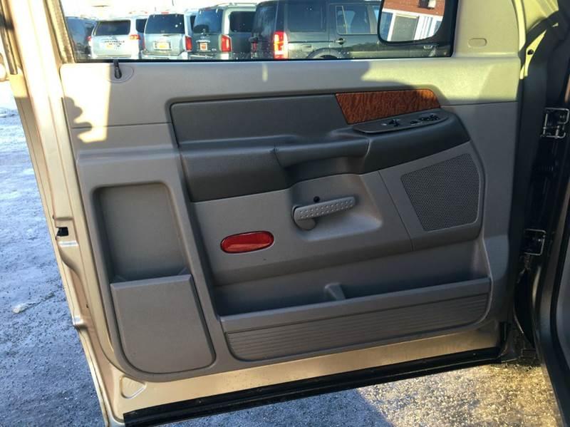 2006 Dodge Ram Pickup 1500 SLT 2dr Regular Cab 4WD SB - Anchorage AK