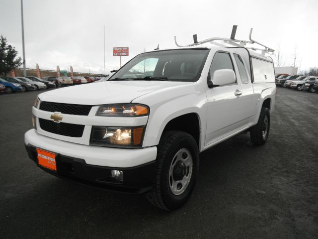 2010 Chevrolet Colorado 4x4 Work Truck 4dr Extended Cab - Anchorage AK
