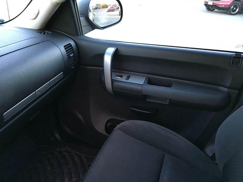 2009 Chevrolet Silverado 1500 LT 4x4 4dr Crew Cab 5.8 ft. SB - Anchorage AK