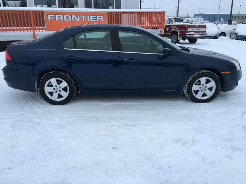 2006 Mercury Milan V6 Premier 4dr Sedan - Anchorage AK