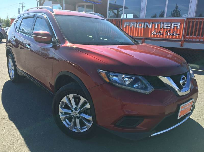 2015 Nissan Rogue AWD 4dr Crossover - Anchorage AK