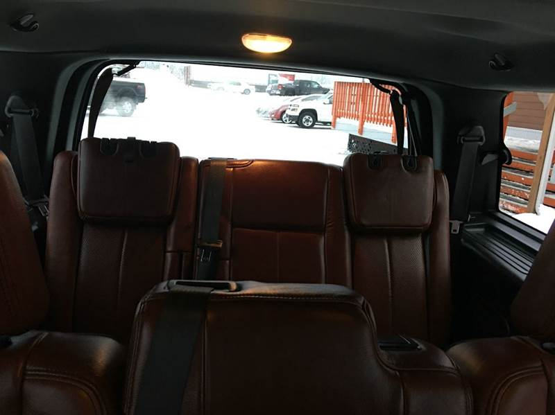 2010 Ford Expedition 4x4 King Ranch SUV - Anchorage AK