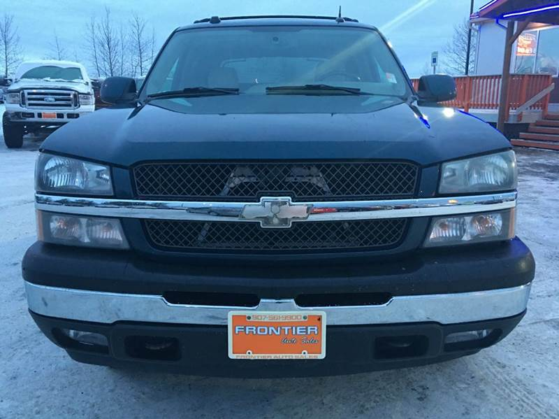 2005 Chevrolet Avalanche 1500 Z71 4dr Crew Cab 4WD - Anchorage AK