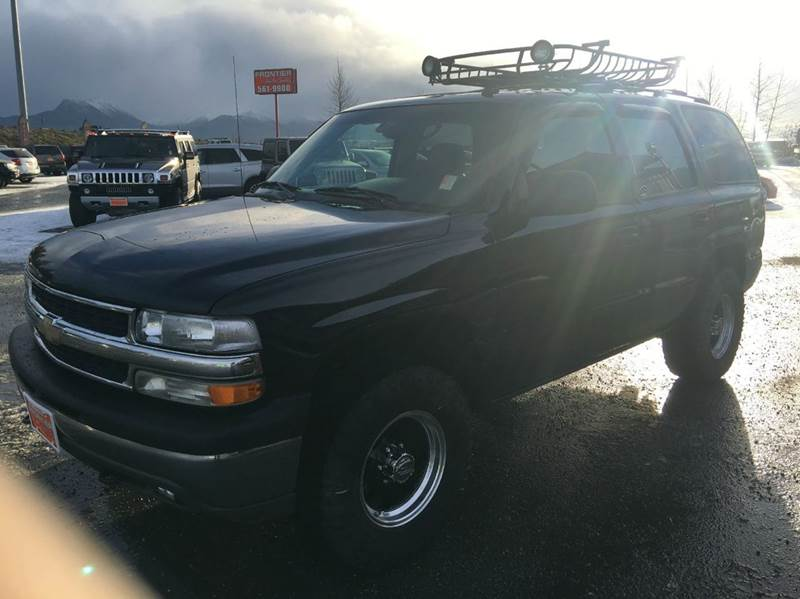 2006 Chevrolet Tahoe LT 4dr SUV 4WD - Anchorage AK