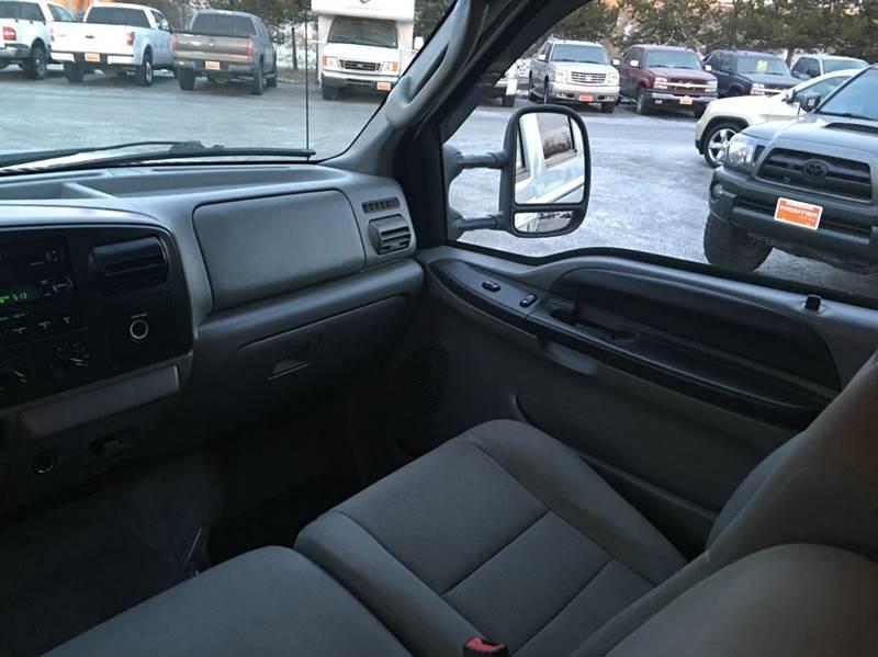2007 Ford F-350 Super Duty XLT 4dr Crew Cab 4WD LB - Anchorage AK