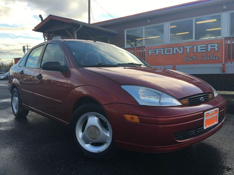 2000 Ford Focus ZTS 4dr Sedan - Anchorage AK