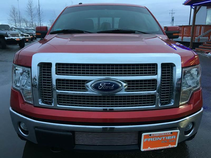 2011 Ford F-150 Lariat 4x4 4dr SuperCrew Styleside 5.5 ft. SB - Anchorage AK