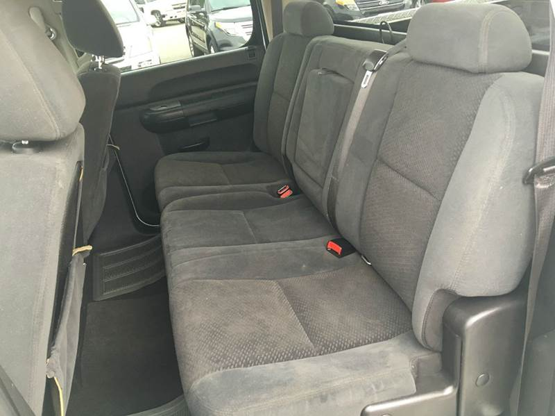 2007 GMC Sierra 2500HD SLE1 4dr Crew Cab 4WD SB - Anchorage AK