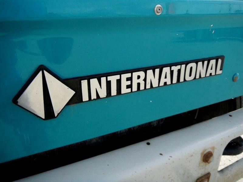 2002 International 4700  - Anchorage AK