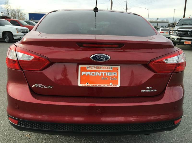 2014 Ford Focus SE 4dr Sedan - Anchorage AK