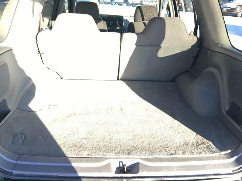 2000 Nissan Xterra 4dr XE V6 4WD SUV - Anchorage AK