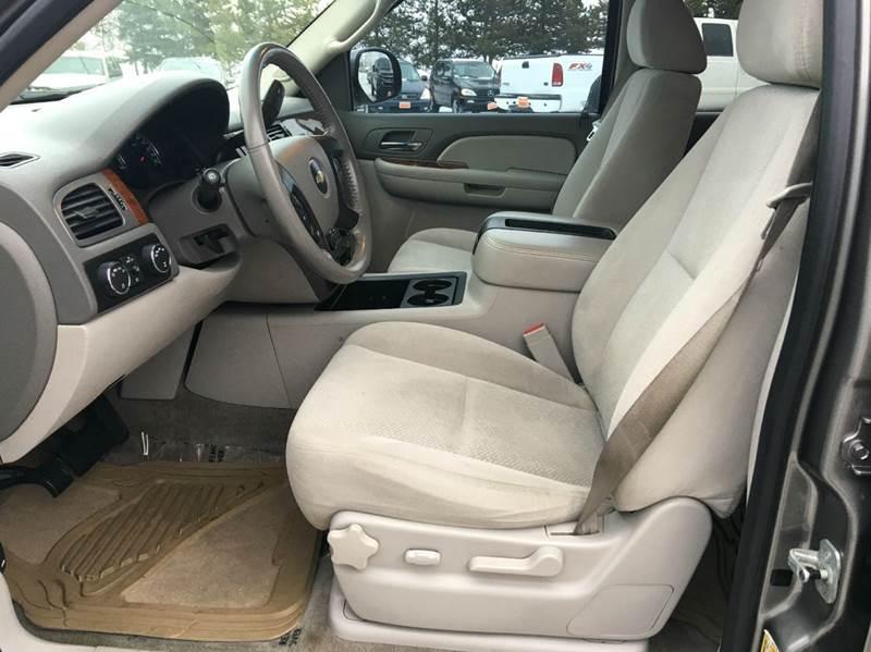 2008 Chevrolet Suburban 4x4 LT 1500 4dr SUV - Anchorage AK