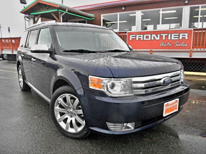 2011 Ford Flex Limited AWD 4dr Crossover - Anchorage AK