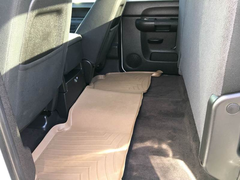 2012 Chevrolet Silverado 1500 LT 4x4 4dr Crew Cab 5.8 ft. SB - Anchorage AK